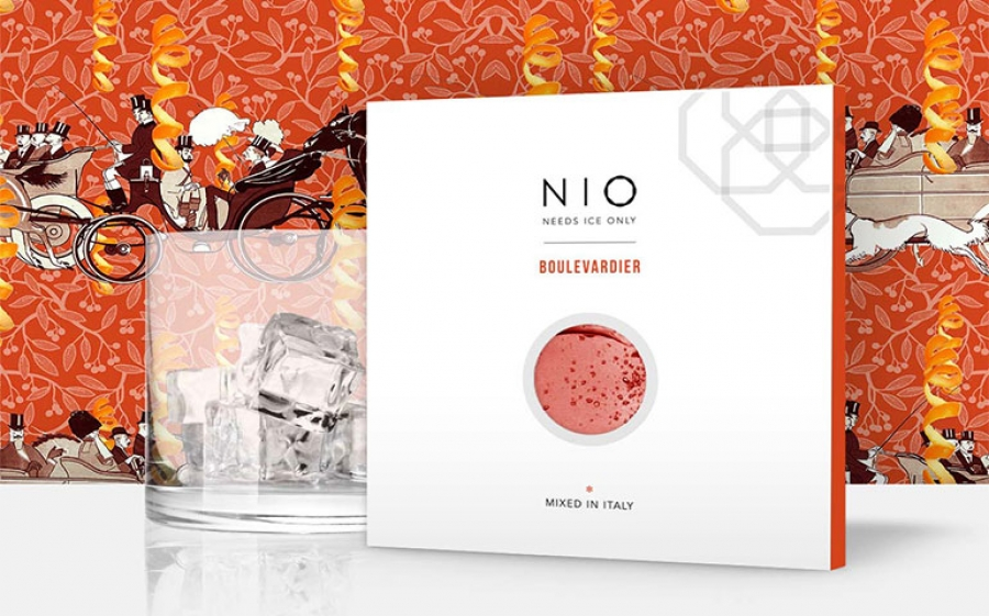 "Nasce ""NIO"" Need Ice Only: un modo nuovo di consumare i cocktail"
