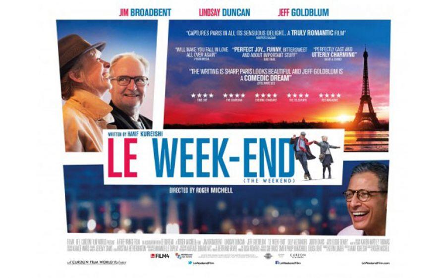 Le week – end: quando Parigi non è solo romantica