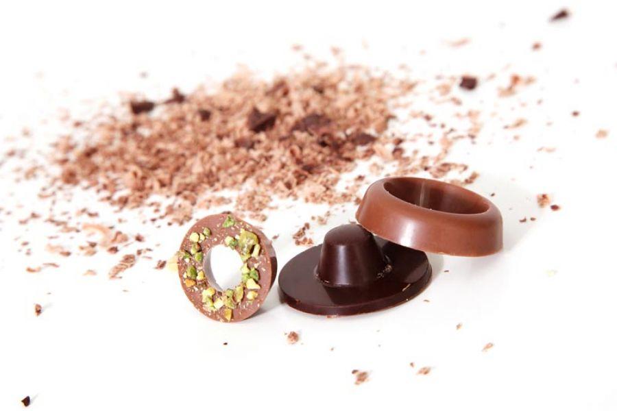 SHOCKINO: Il cioccolatino componibile