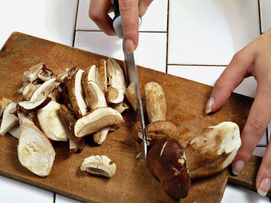 Crespelle Vegane ai Funghi e Carciofi