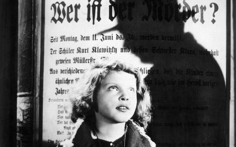Fritz Lang, locandina del film di Maugg