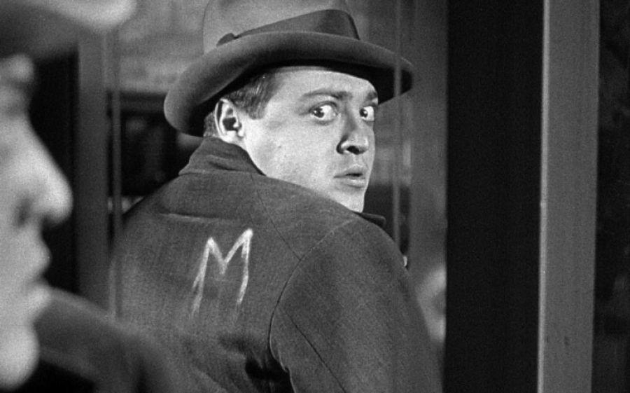 Fotogramma dl film M. - Il Mostro di Dusseldorf
