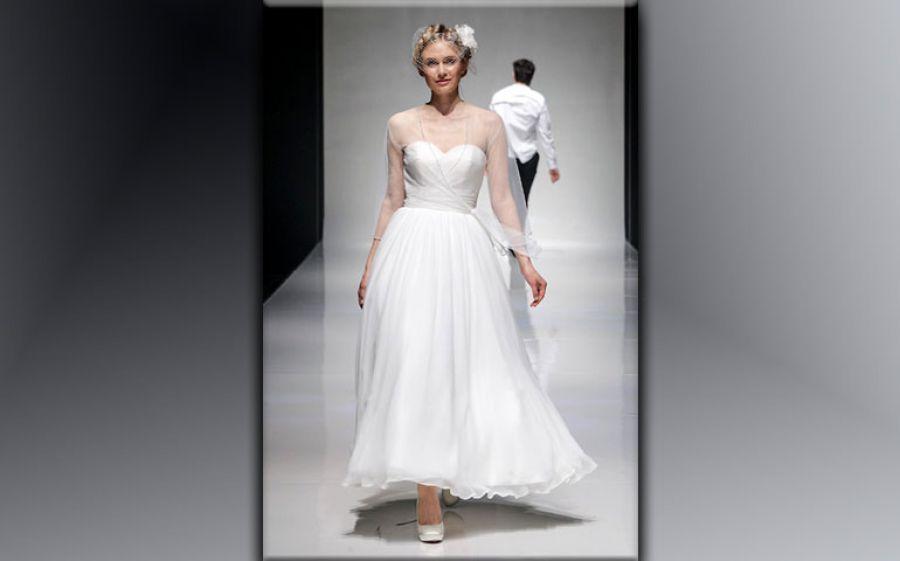 Bridal Fashion: i nuovi trend per gli abiti da sposa