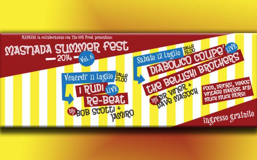 Masnada Summer Fest 2014