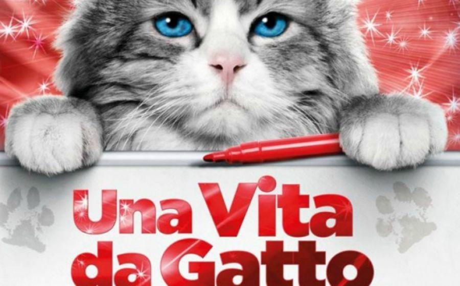 Una vita da gatto. Il film di Natale con Kevin Spacey