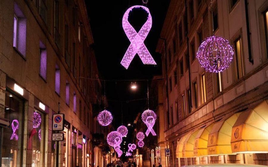 Moda e beauty a sostegno della lotta contro i tumori femminili
