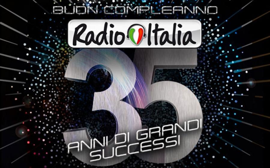 Radio Italia Live -Il Concerto- nel 2017 raddoppia l'appuntamento dell'evento estivo con Milano, Palermo, e diretta su Real Time