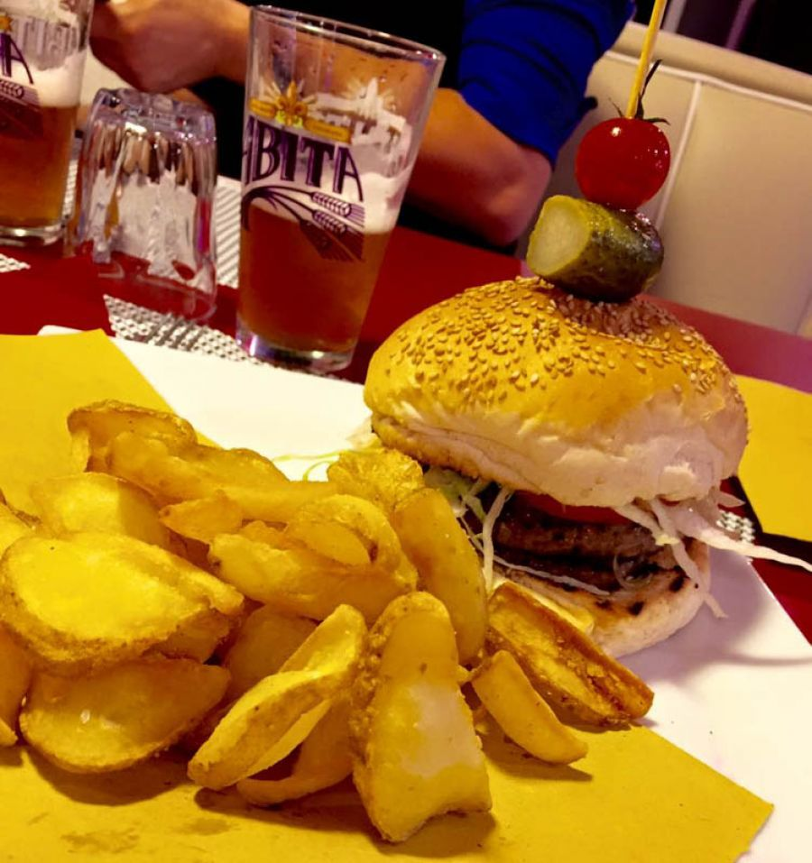 All American The Diner, un tuffo negli anni '50