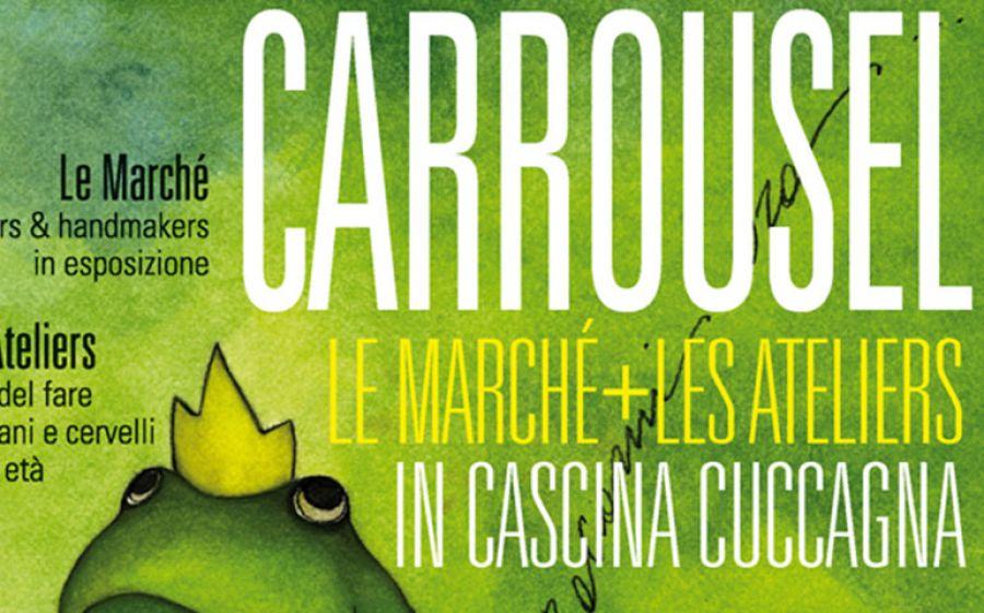 21/06: CARROUSEL in Cascina Cuccagna