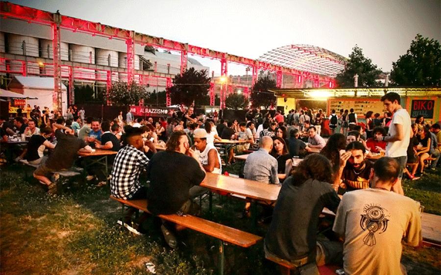 Quest'estate ritorna l'ottava edizione del festival Carroponte a Sesto San Giovanni