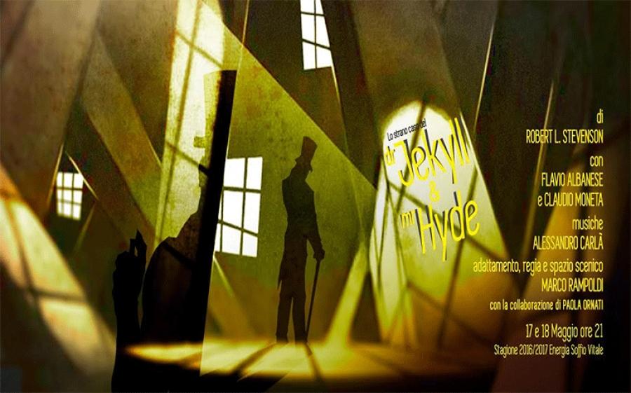 Lo strano caso del Dottor Jekyll e Mister Hyde firmato da Marco Rampoldi, prende il via allo Spazio Teatro NO'HMA di Milano