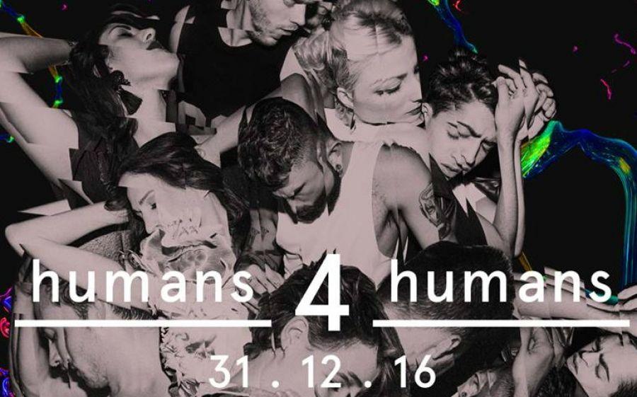 HUMANS4HUMANS NYE 2017, Il Capodanno targato q|LAB