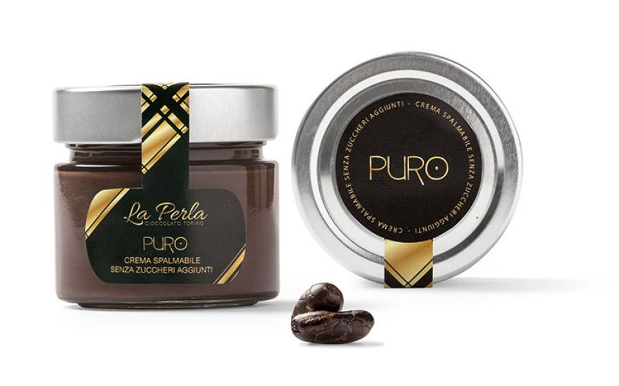 La Perla di Torino festeggia San Valentino con le sue nuove creme spalmabili al cioccolato