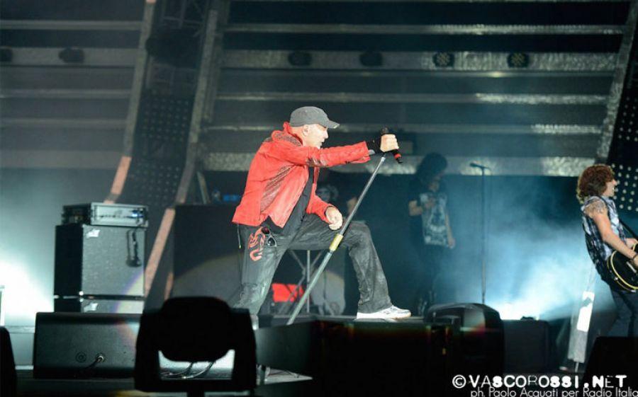 LIVE KOM 2016: Vasco Rossi in concerto a Roma
