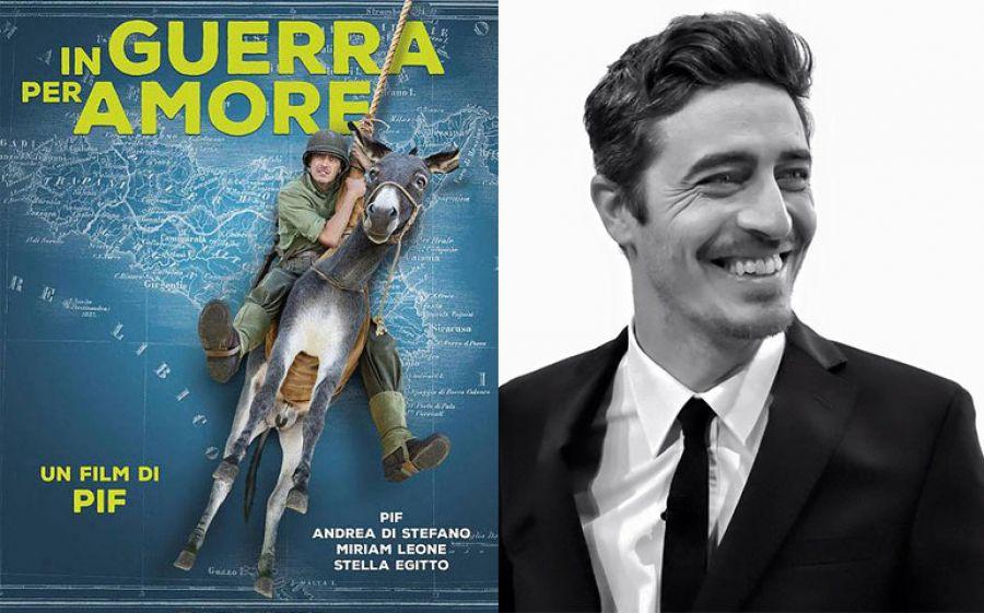 In Guerra per Amore: lezioni di cinema con Pif presso Anteo spazioCinema a Milano