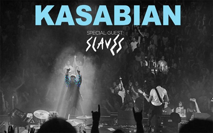 Kasabian live al Mediolanum Forum di Assago
