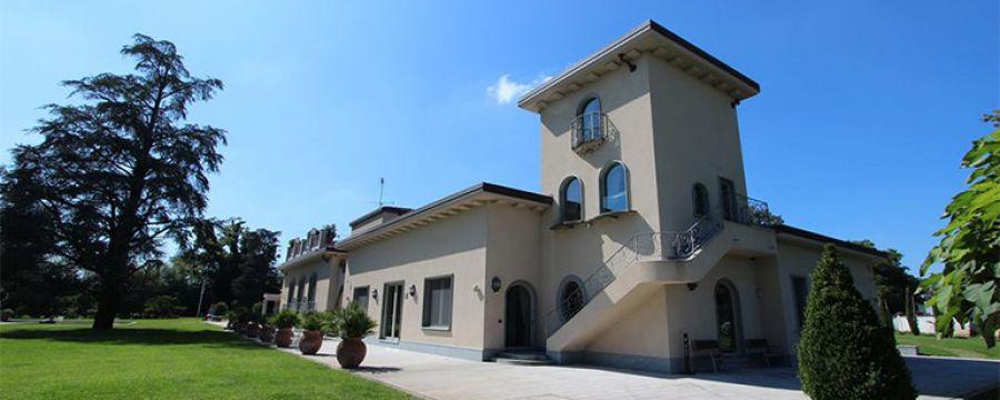 Villa Necchi alla Portalupa presenta un pranzo all'insegna del tartufo