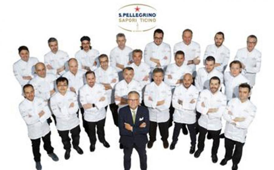 S. Pellegrino Sapori Ticino: all'anno prossimo!