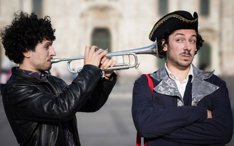 """Oggi, all'interno del programma di """"Estate Sforzesca"""", a Milano, potremo partecipare allo spettacolo cult di Torunée da Bar: Otello."""