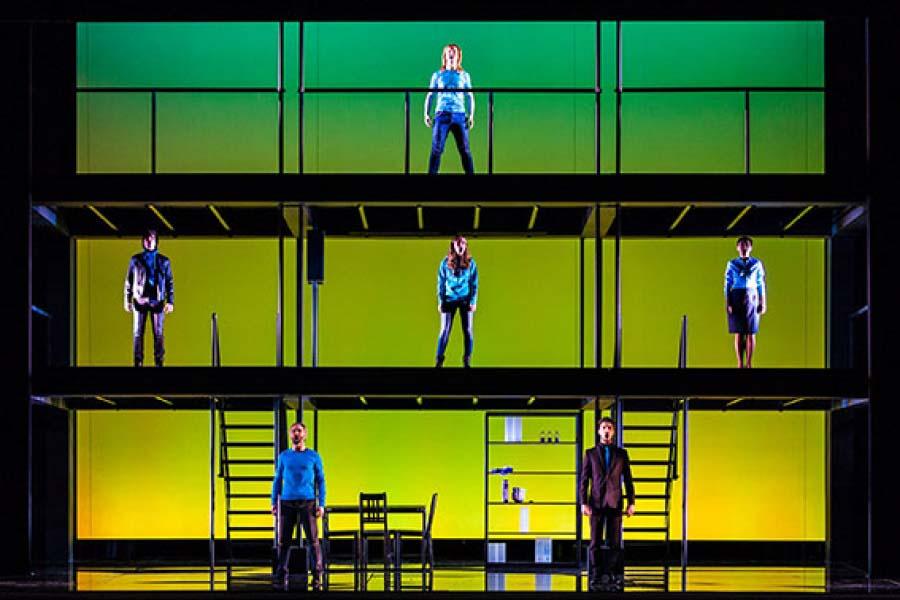 NEXT TO NORMAL: da Broadway a Milano