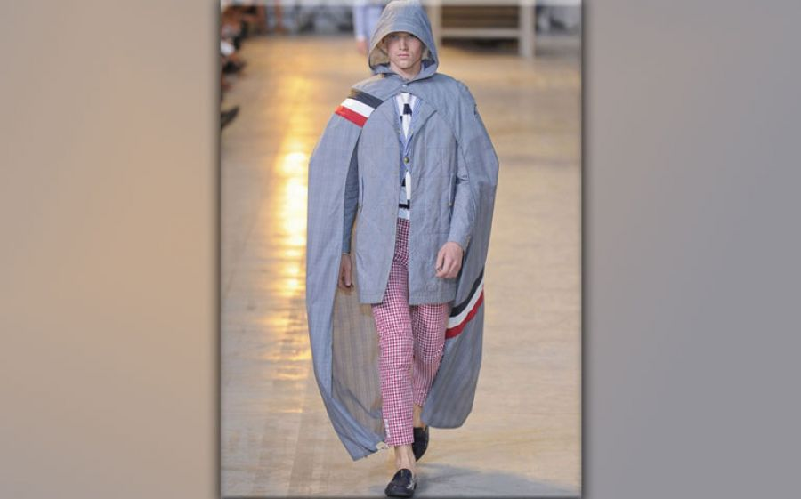 Moncler. Future heritage for a technical prince