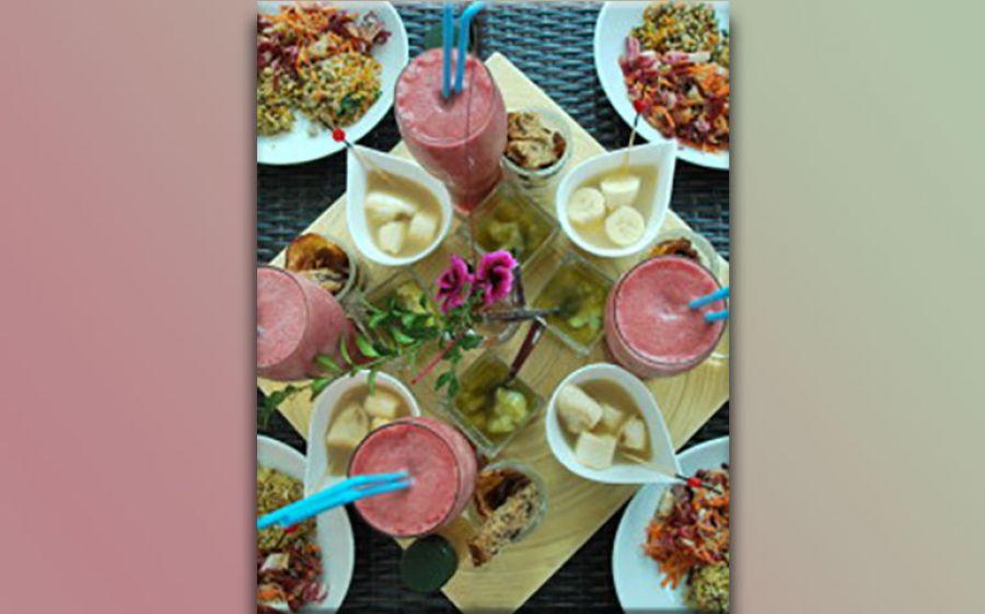 """Mudra Living Soul Food & Arts"", RI - OPENING"