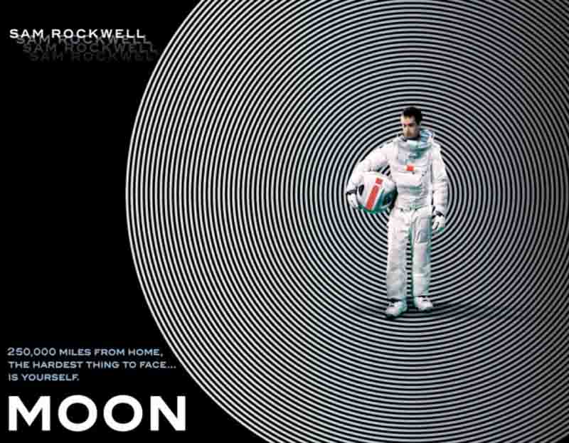 """Moon"" un film di Duncan Jones Bowie"
