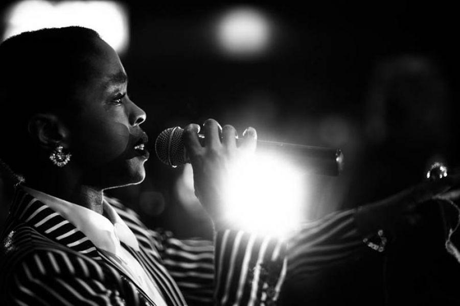 MS Lauryn Hill live in Italia