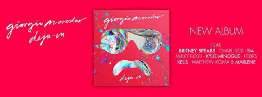 Giorgio Moroder all'Estathé Market Sound