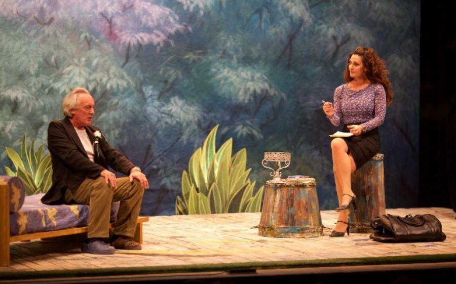 Mortimer & Wanda, la commedia di Marina Thovez al Teatro Delfino