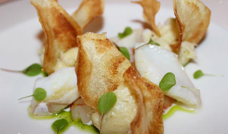 La cucina dello Chef Davide Odore