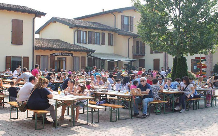 Alla Cascina Cattafame a Ospitaletto: il via alla prima edizione di Pane e Sapori in Cattafame