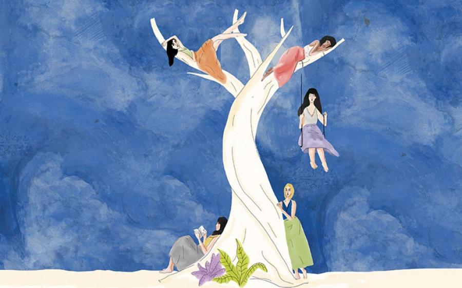 Sonia Bergamasco mette in scena L'uomo seme di Violette Ailhaud al Teatro dell'Arte della Triennale
