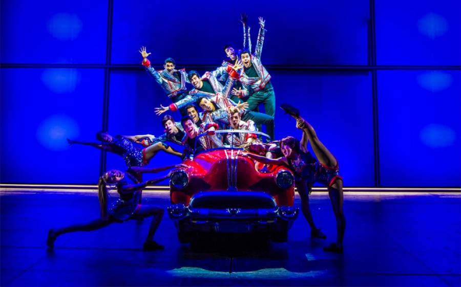 Al Teatro della Luna di Milano il musical Grease festeggia i suoi 20 anni con un'edizione speciale