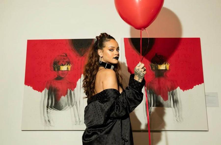 ANTI World Tour. Rihanna arriva anche a Torino