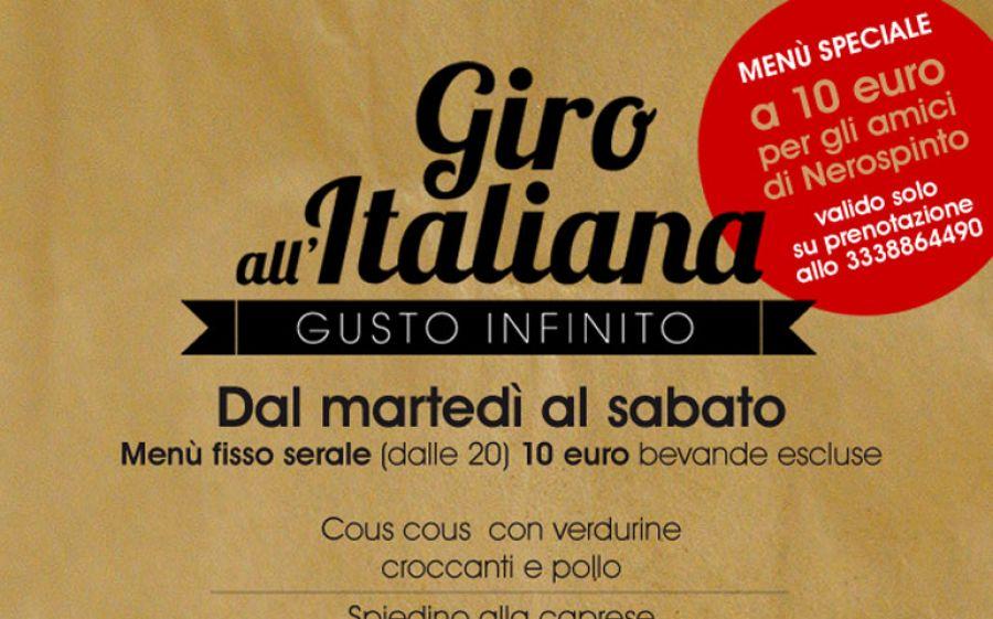 """Insalate Italiane presenta """"Giro all'Italiana-Gusto Infinito"""",un viaggio tra i sapori della cucina del Belpaese"""