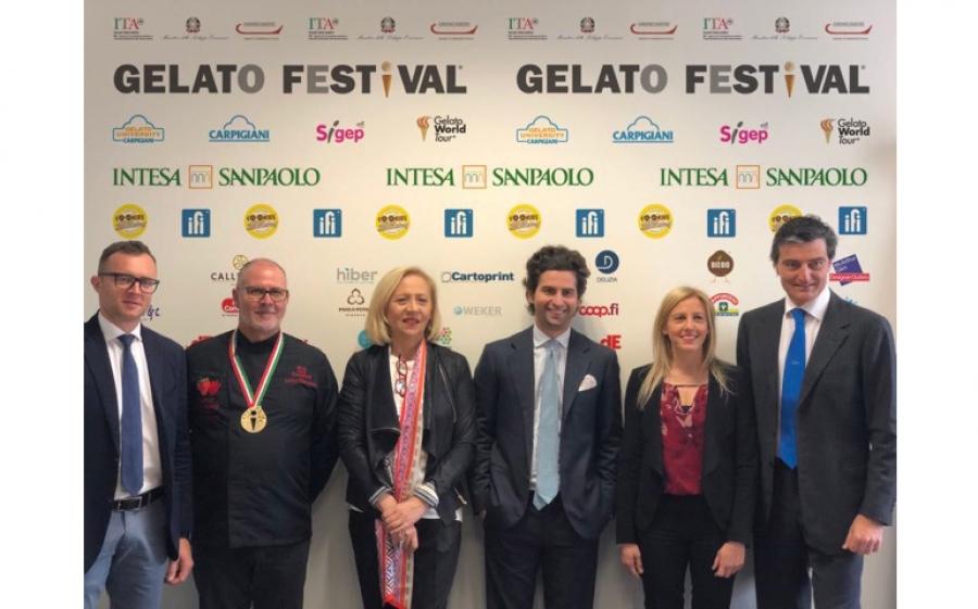 Dopo Firenze il tour del Gelato Festival Europa 2018 si sposta a Roma