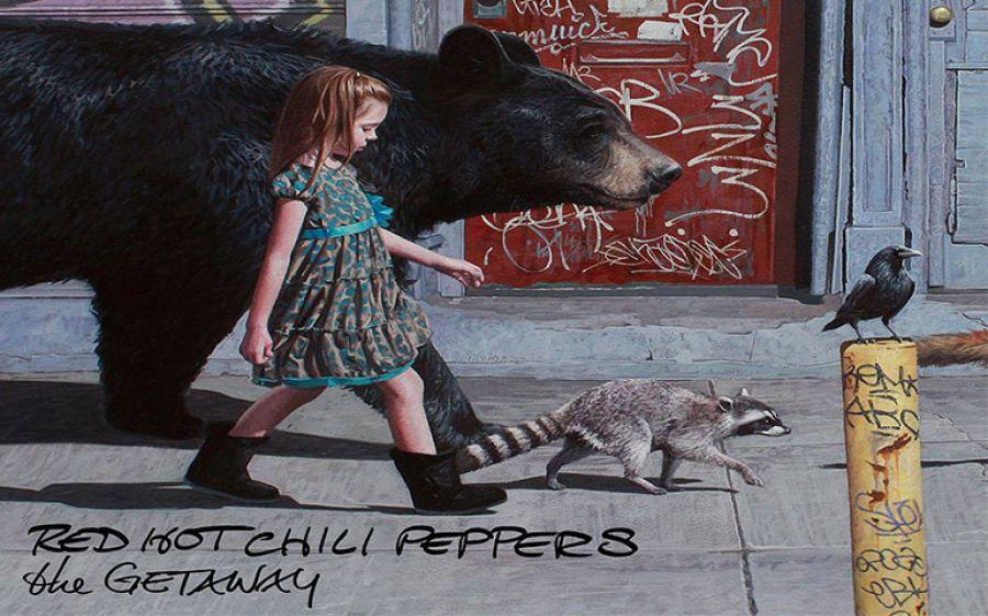 The Getaway : il nuovo album dei Red Hot Chili Peppers