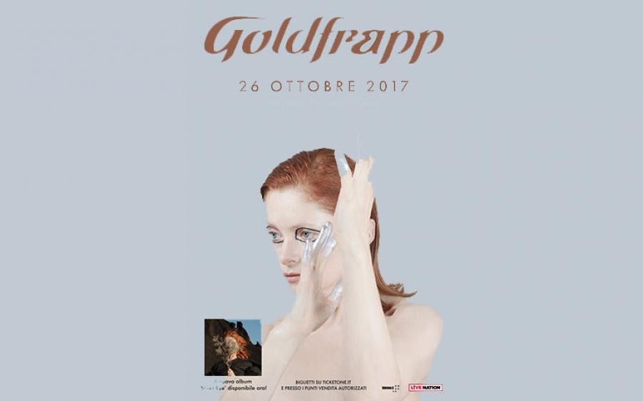 I Goldfrapp arrivano al Fabrique di Milano con un'unica data imperdibile