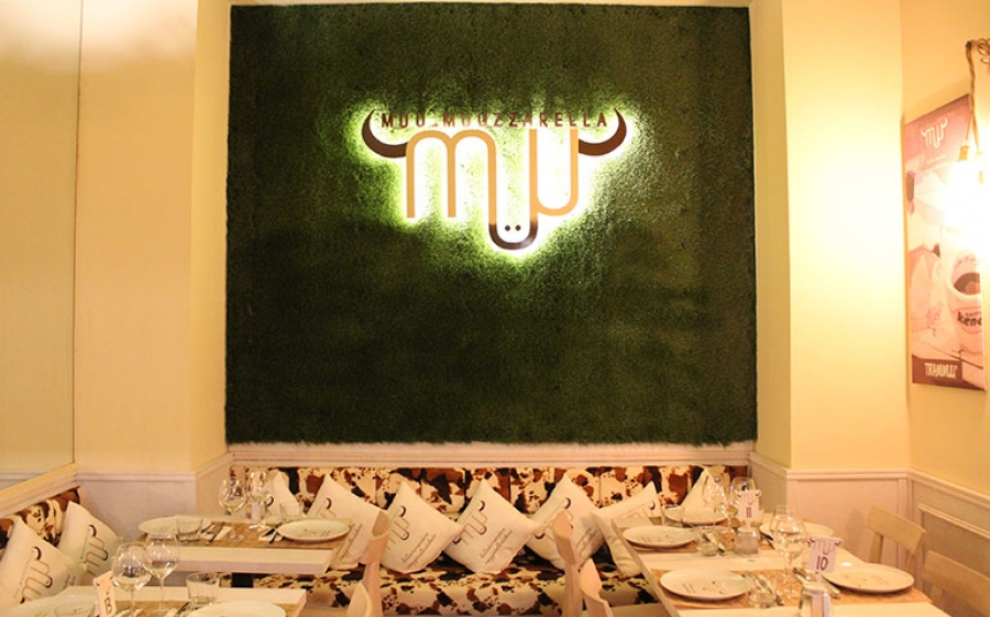 A Milano è arrivata la Campania DOP con il format Muu Muzzarella