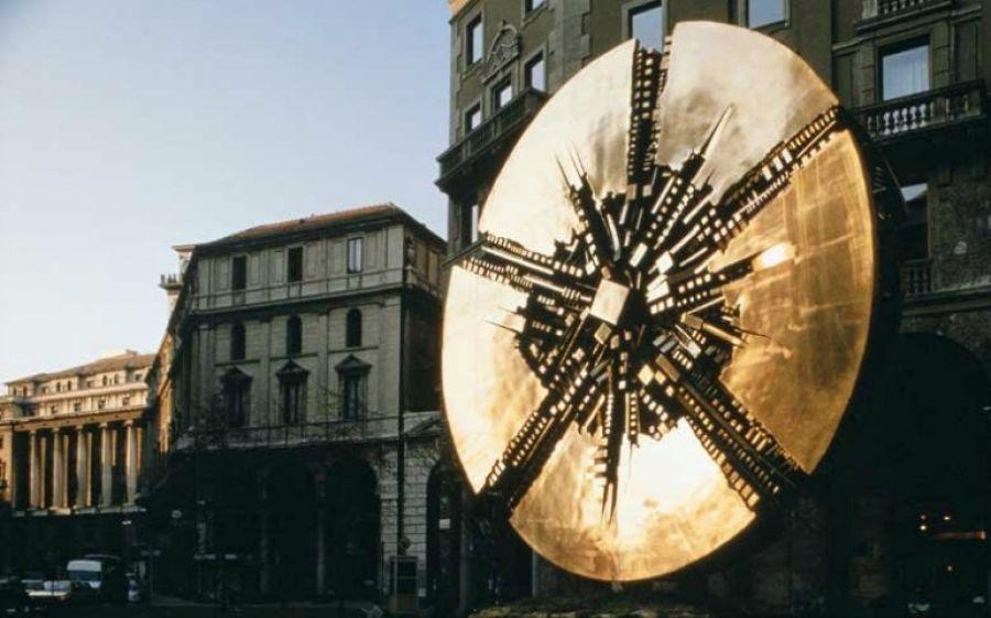 Dal 30 novembre 2016 al 5 febbraio 2017 Milano celebra Arnaldo Pomodoro