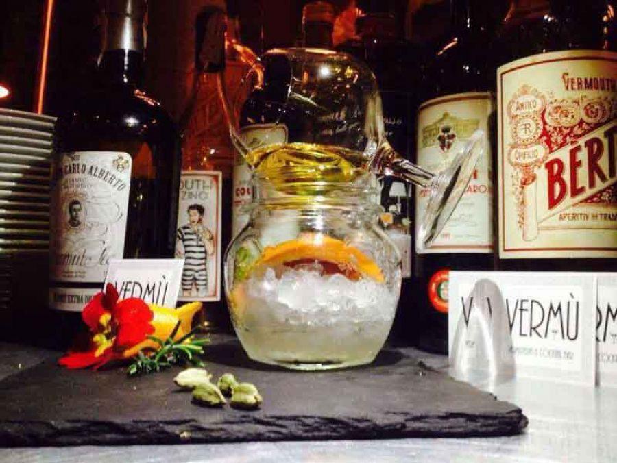 Vermù: il cocktail bar dedicato al vermouth