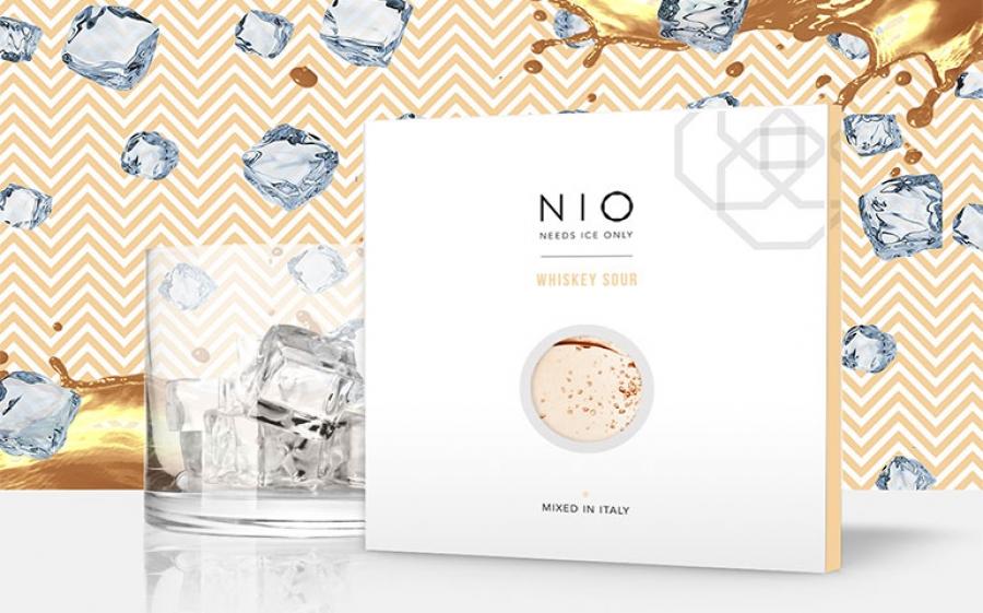 """Nasce """"NIO"""" Need Ice Only: un modo nuovo di consumare i cocktail"""
