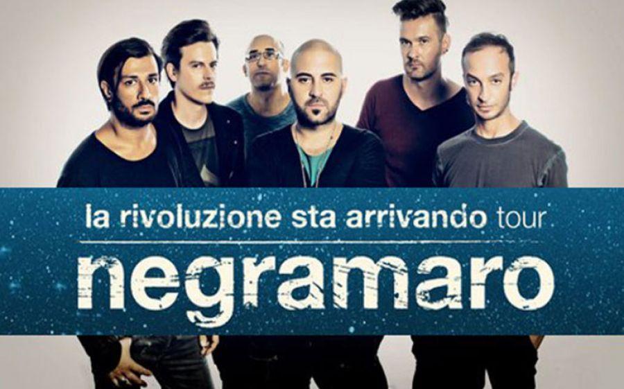 La rivoluzione dei Negramaro a Milano