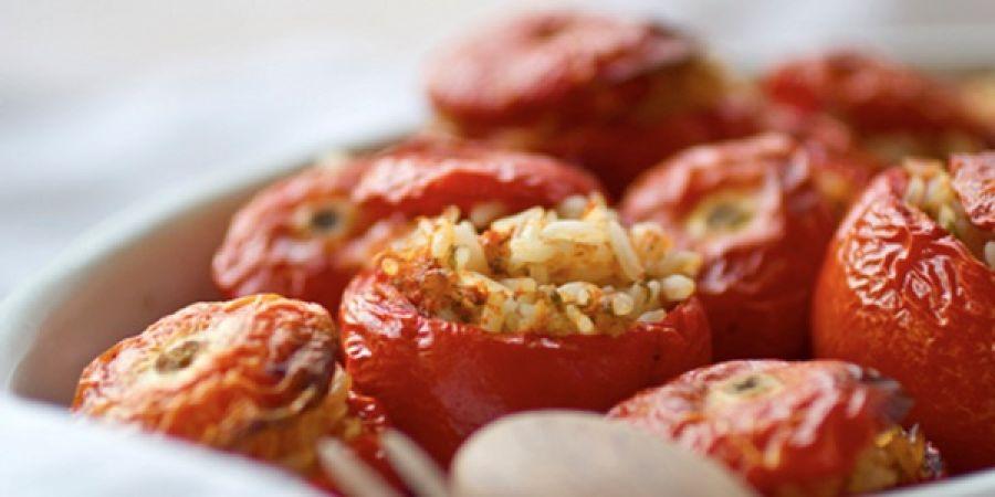 Pomodori Farciti con Riso