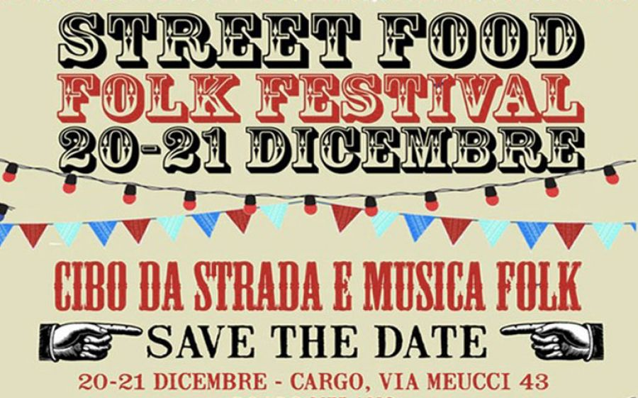Da Cargo weekend di street food