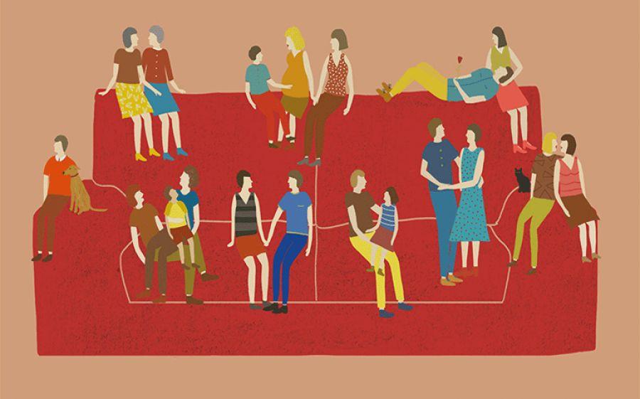 Modern Family 1.0 una famiglia arcobaleno al Teatro Filodrammatici di Milano
