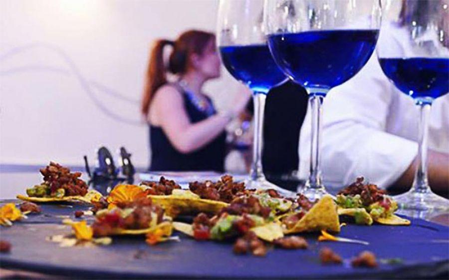 Dalla Spagna arriva il vino blu firmato Gik