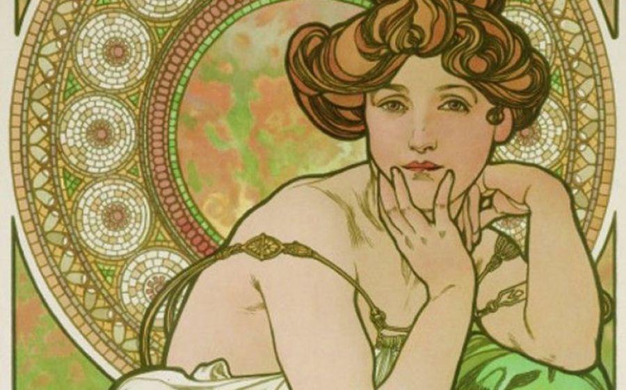 """Alfons Mucha e le atmosfere Art Nouveau"" a Palazzo Reale"