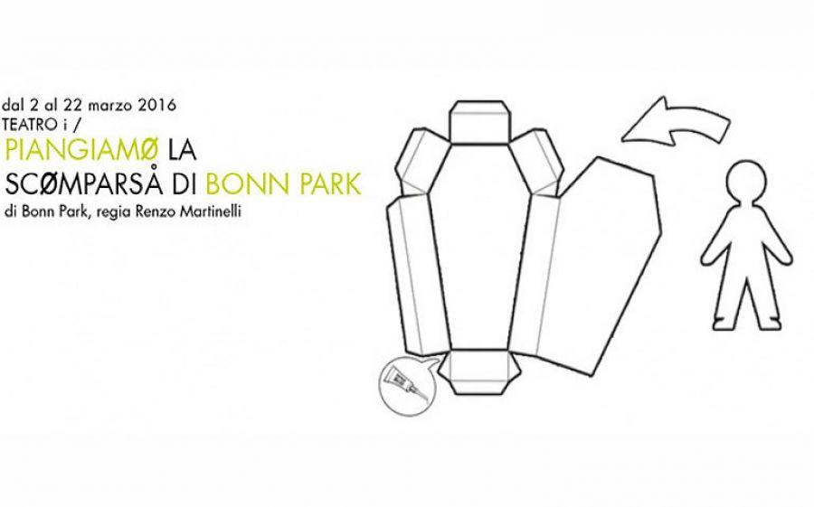 Piangiamo la scomparsa di Bonn Park al Teatro i